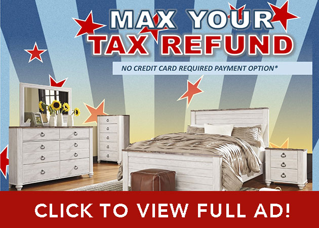 Max the Tax Sale