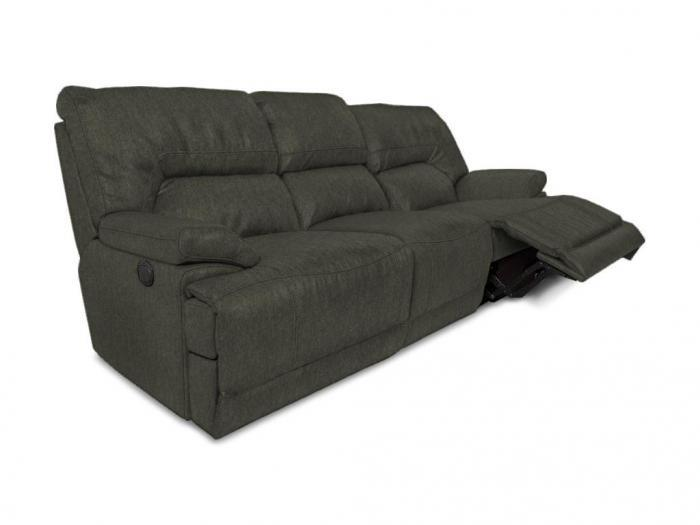Jive Granite Double Reclining Sofa,England Furniture