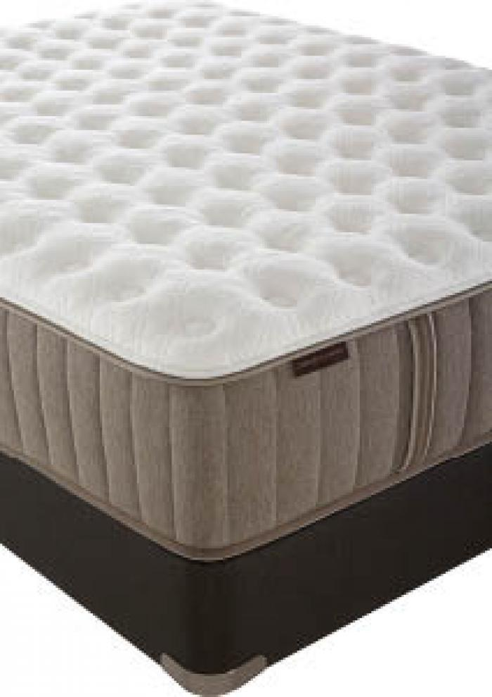 Oak Terrace Firm Queen Mattress w/ Foundation with $200 in FREE Furniture,Stearns & Foster