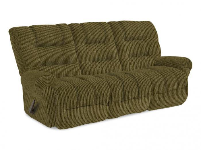 Seger Otter Reclining Sofa,Best Home Furnishings