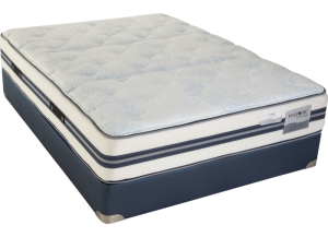 Baytowne Firm Twin Mattress W/ Foundation