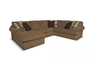 Bacarat 3 Pc Sectional