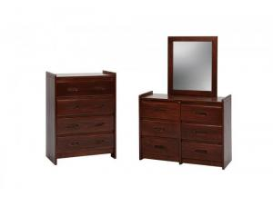 GR Chest w/ 4 Drawers-Dark