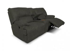 Jive Granite Double Reclining Loveseat