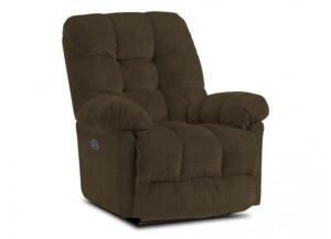 EVERLAST Cocoa Power Recliner