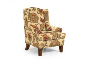 Hibiscus Wing Chair