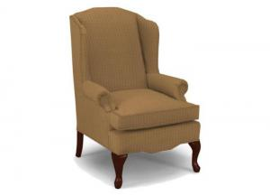 Esther Oatmeal Wing Chair