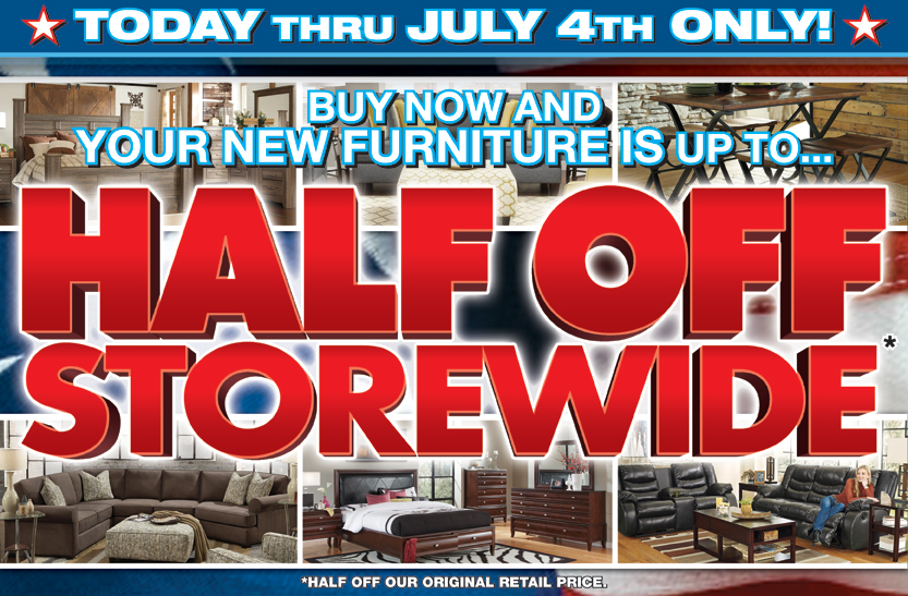 forth of july sale