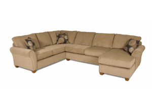 320 Sectional Cornell Platinum,Stanton Fine Furniture