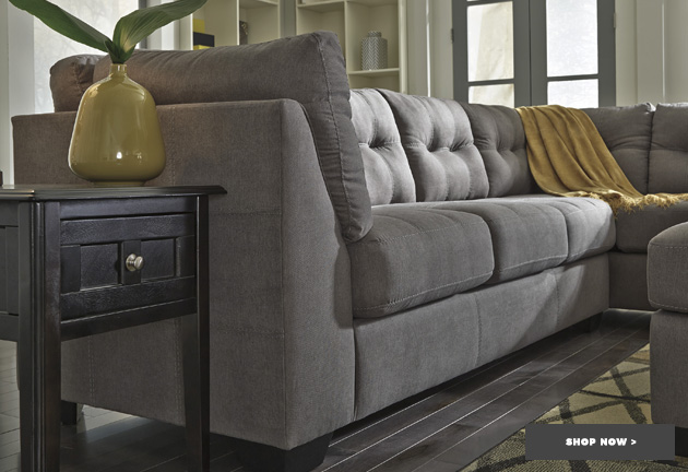 maier-charcoal-left-arm-facing-chaise-end-sectional