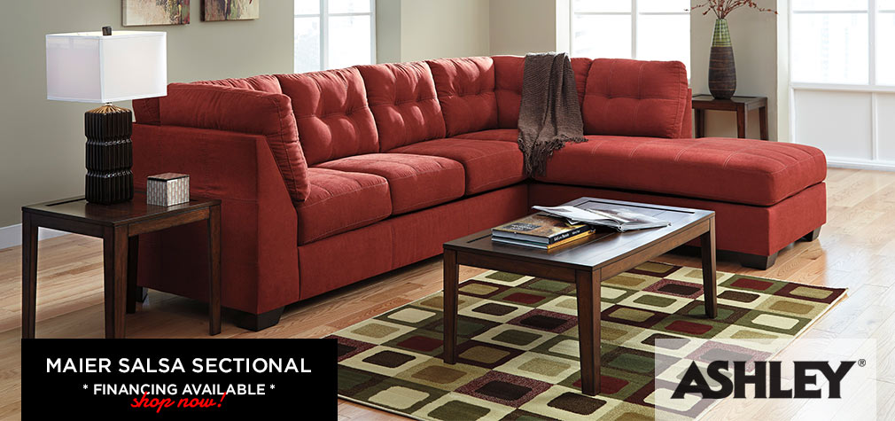 Maier Salsa Sectional