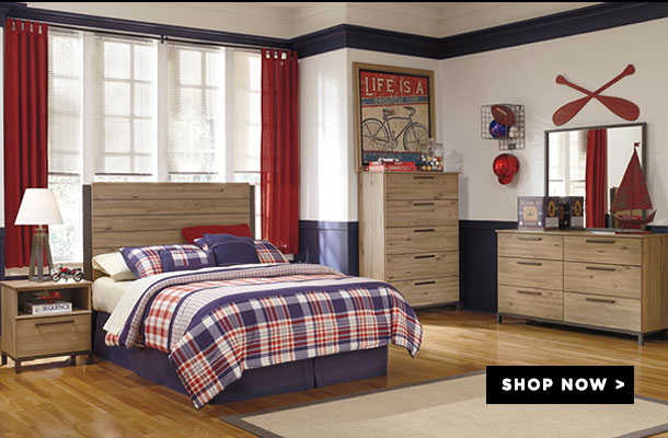 Kids and Teens Bedroom Sets