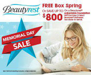 Beautyrest Memorial Day Sale