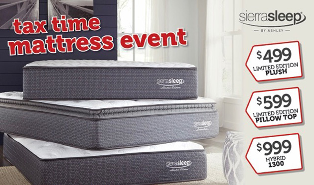 Sierra Sleep Mattresses