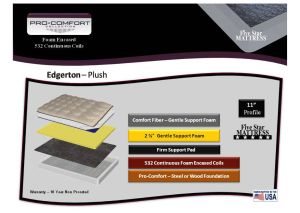 Edgerton Plush King Mattress