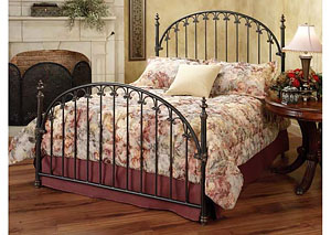 Kirkwell Bed Set - Queen- Rails not included