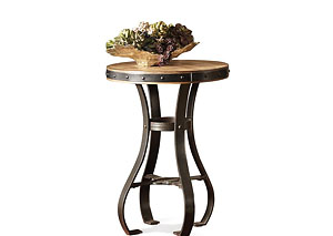 Sherborne Round Accessory Table