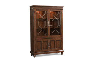 Blue Ridge Dining Room Curio