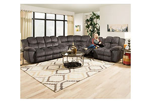 The Cloud Double Reclining 2 Seat Sofa