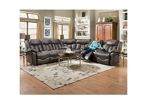 Lenox Double Reclining Sofa
