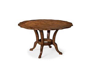 Southern Pines Dining Room Table