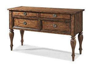 Southern Pines Sofa Table