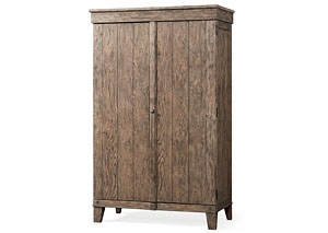 Riverbank TV Armoire