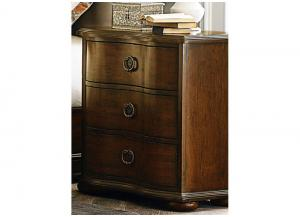 Cotswold 3 Drawer Night Stand