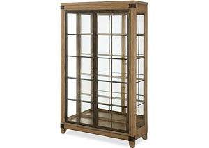 Metalworks Bunching Display Cabinet