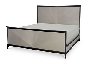 Symphony Complete Panel Bed, Ca King
