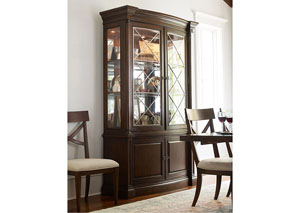 Upstate Conciare Display Cabinet