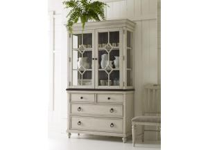 Brookhaven Complete China Cabinet