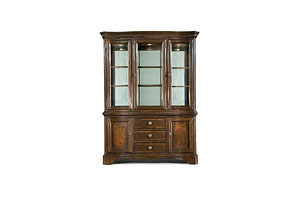 American Traditions China Hutch