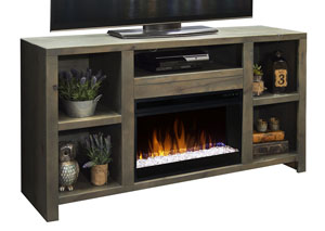 Joshua Creek Fireplace Console 62