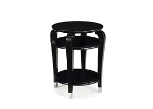 Harper Round Accent Table