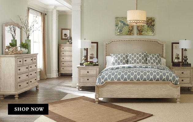 Demarlos Queen Bedroom Set