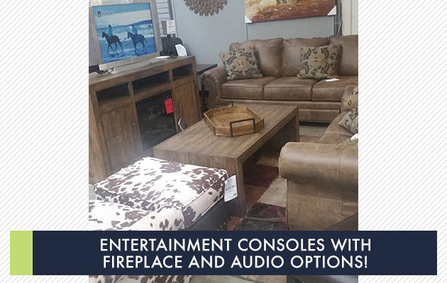 Entertainment Consoles