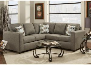 Onyx 2 Piece Sectional