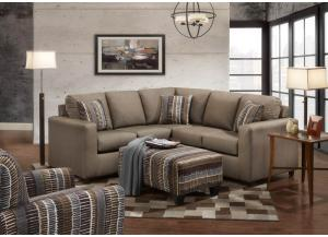 Toast 2 Piece Sectional
