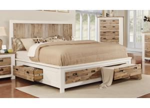 Oceanside King Storage Bed,Lifestyle