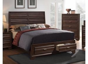 Hudson King Bed Frame,Lifestyle