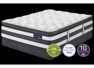 King iComfort Advisor Pillow Top Mattress,Serta iComfort