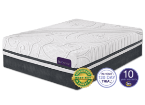 King iComfort Savant 3 Plush mattress ,Serta iComfort