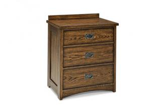 Oak Park Nightstand,Intercon