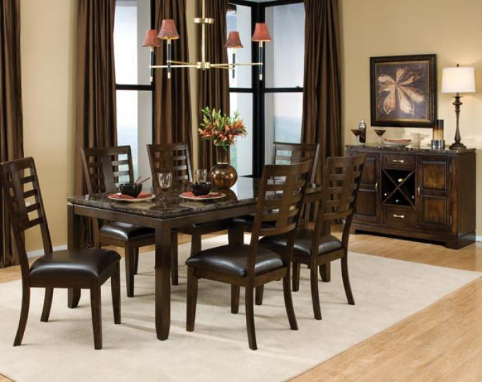 Bella 7 Pc Set,Standard Furniture