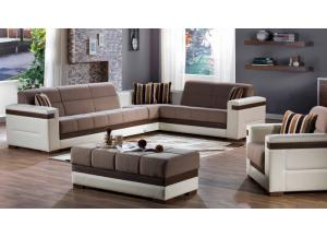Moon Sectional Sleeper