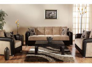 Vision 3pcs Sofa, Love Seat, Chair