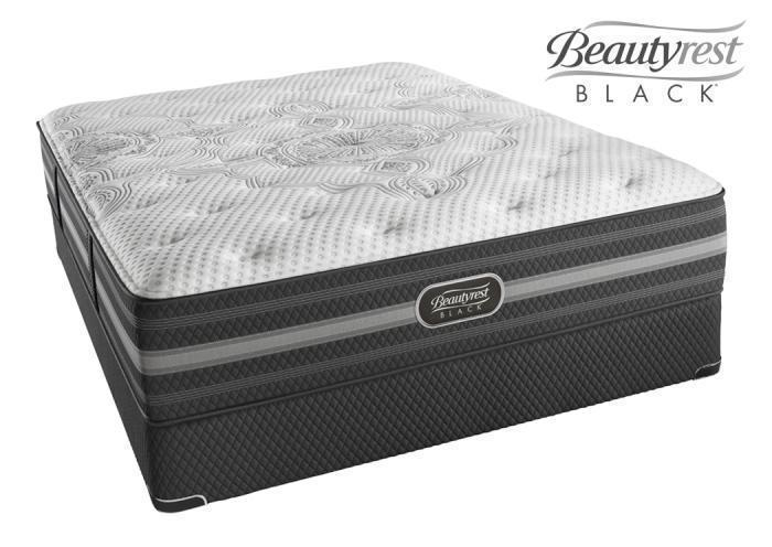 Simmons Beautyrest Black Desiree Plush - twin long,Simmons