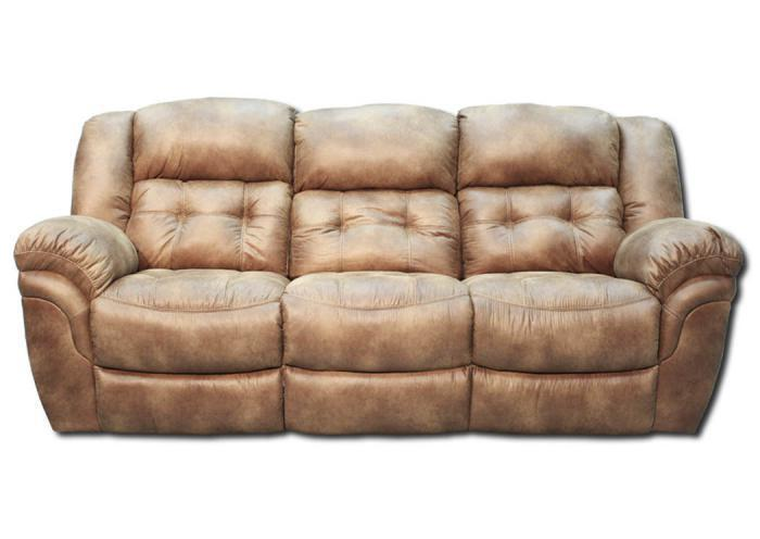 Oxford Reclining Sofa - Almond,In-Store Products