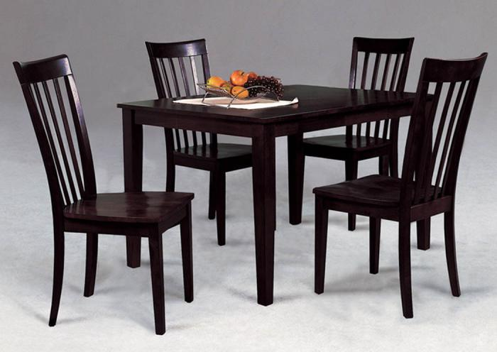 Brody 5 Pc Dining Room,In-Store Products